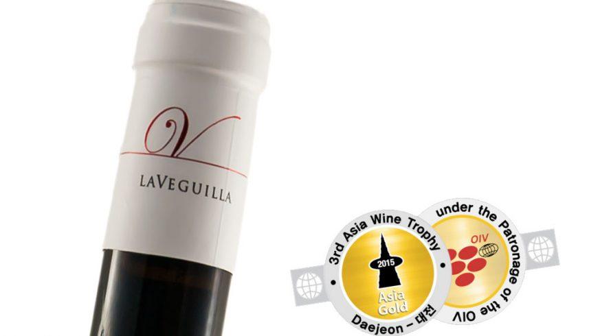 Éxito en el Asia Wine Trophy 2015
