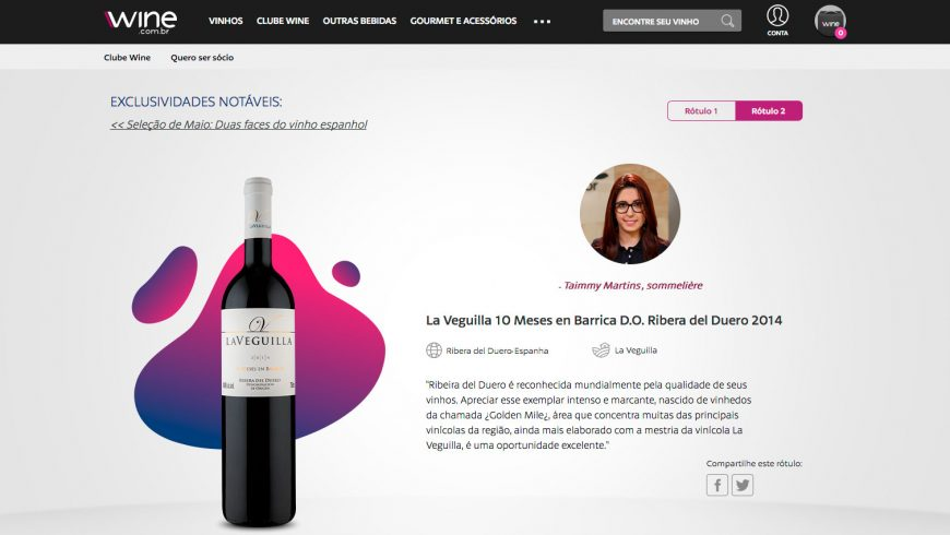 """La Veguilla, """"Uma excelente experiência espanhola"""""""
