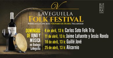 LaVeguilla Folk Festival ¡ya está aquí!
